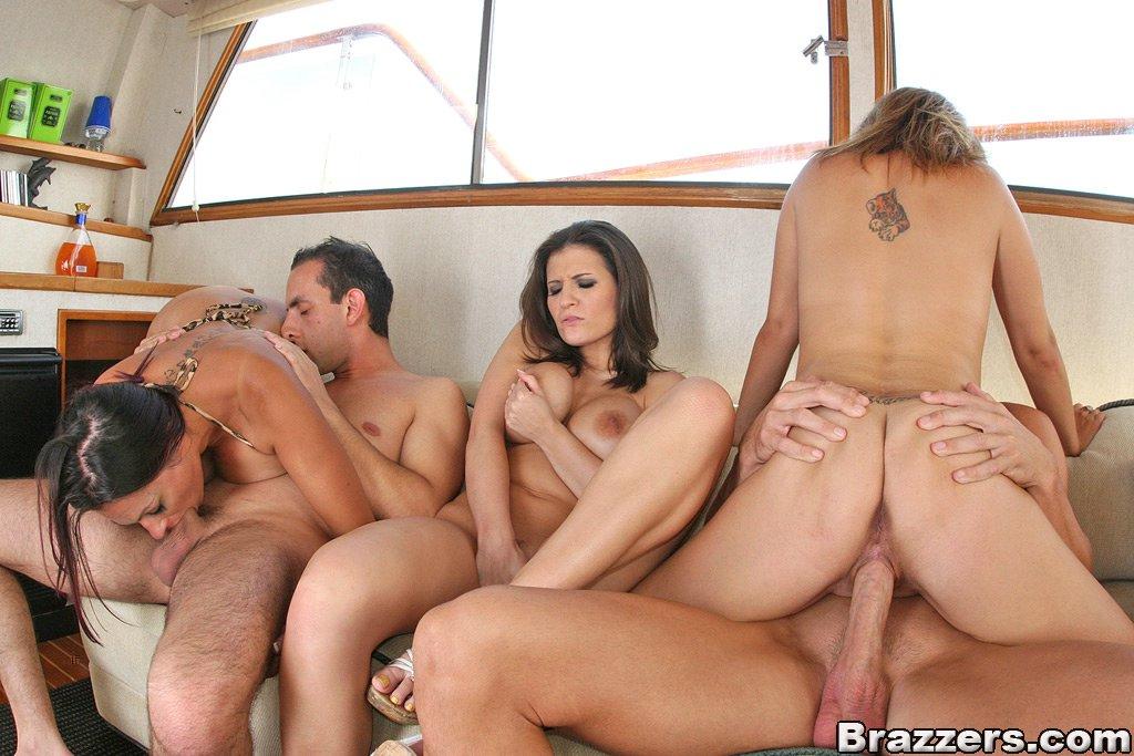 Milfslikeitbig yacht orgy